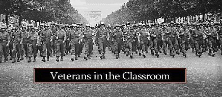Veterans in the Classroom
